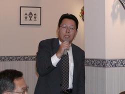 会員 大須賀慶一君からの質問