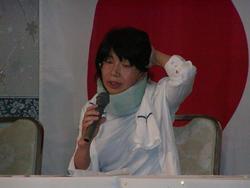ほっとスペースSAKURA  代表者 石田晴巳氏