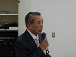 三治社会奉仕委員長代理で第21回西尾KIRARA賞の発表は堀田副委員長